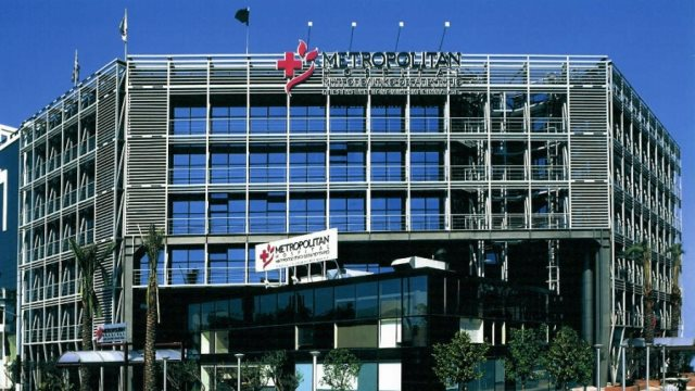 Πρωτοποριακές επεμβάσεις στο Metropolitan Hospital
