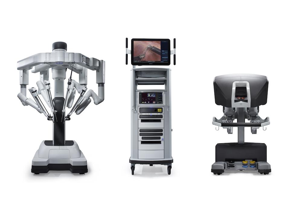 Ρομποτική Χειρουργική Img128 Xi Trio of System Components High Res 184859